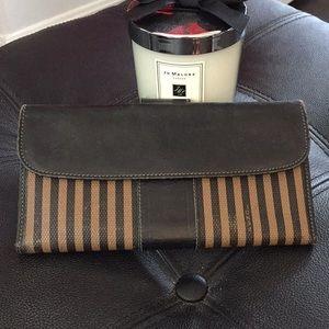 Authentic Vintage Fendi wallet